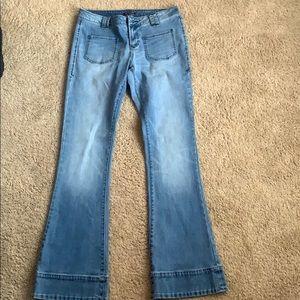 Dear John American Classic Flare Jeans